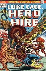 Hero For Hire (1972-1973) #13