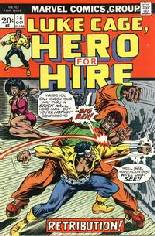 Hero For Hire (1972-1973) #14