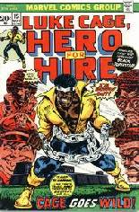 Hero For Hire (1972-1973) #15