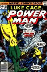 Power Man (1974-1978) #38 Variant A