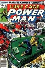 Power Man (1974-1978) #40 Variant A