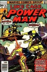 Power Man (1974-1978) #41 Variant A