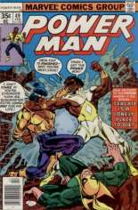 Power Man (1974-1978) #49 Variant A