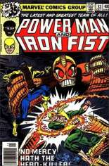 Power Man and Iron Fist (1978-1986) #53 Variant A