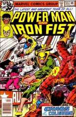 Power Man and Iron Fist (1978-1986) #55 Variant A