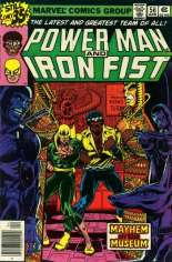 Power Man and Iron Fist (1978-1986) #56 Variant A