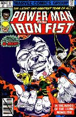 Power Man and Iron Fist (1978-1986) #57 Variant B: Direct Edition