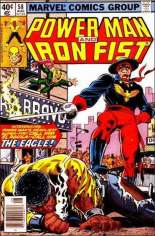 Power Man and Iron Fist (1978-1986) #58 Variant A: Newsstand Edition