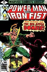 Power Man and Iron Fist (1978-1986) #59 Variant B: Direct Edition