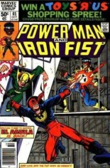 Power Man and Iron Fist (1978-1986) #65 Variant A: Newsstand Edition