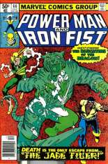 Power Man and Iron Fist (1978-1986) #66 Variant A: Newsstand Edition