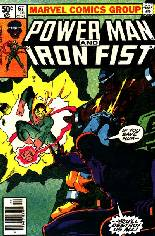 Power Man and Iron Fist (1978-1986) #67 Variant A: Newsstand Edition