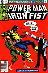 Power Man and Iron Fist (1978-1986) #68 Variant A: Newsstand Edition