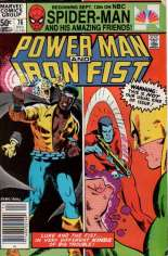 Power Man and Iron Fist (1978-1986) #76 Variant A: Newsstand Edition