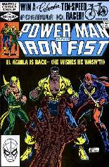 Power Man and Iron Fist (1978-1986) #78 Variant B: Direct Edition