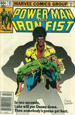 Power Man and Iron Fist (1978-1986) #83 Variant A: Newsstand Edition