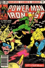 Power Man and Iron Fist (1978-1986) #85 Variant A: Newsstand Edition