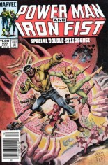 Power Man and Iron Fist (1978-1986) #100 Variant A: Newsstand Edition