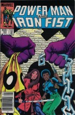 Power Man and Iron Fist (1978-1986) #101 Variant A: Newsstand Edition