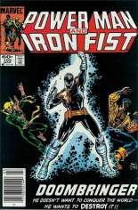 Power Man and Iron Fist (1978-1986) #103 Variant A: Newsstand Edition
