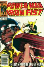 Power Man and Iron Fist (1978-1986) #107 Variant A: Newsstand Edition