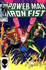 Power Man and Iron Fist (1978-1986) #108 Variant B: Direct Edition