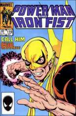 Power Man and Iron Fist (1978-1986) #119 Variant B: Direct Edition