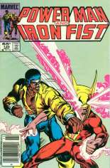 Power Man and Iron Fist (1978-1986) #120 Variant A: Newsstand Edition