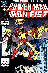 Power Man and Iron Fist (1978-1986) #125 Variant B: Direct Edition