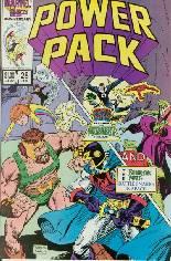 Power Pack (1984-1991) #28
