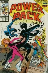 Power Pack (1984-1991) #33