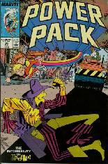 Power Pack (1984-1991) #34