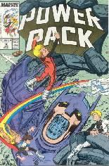Power Pack (1984-1991) #36