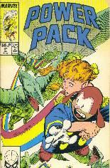 Power Pack (1984-1991) #47