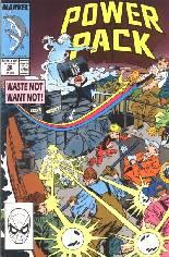 Power Pack (1984-1991) #49