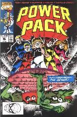 Power Pack (1984-1991) #60