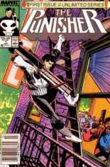 Punisher (1987-1995) #1 Variant A: Newsstand Edition