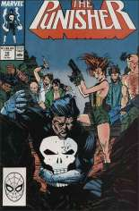Punisher (1987-1995) #12 Variant B: Direct Edition