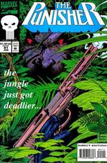Punisher (1987-1995) #91 Variant B: Direct Edition
