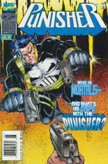 Punisher (1995-1997) #8 Variant A: Newsstand Edition