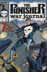 Punisher: War Journal (1988-1995) #1 Variant B: Direct Edition