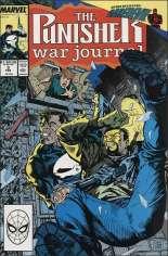 Punisher: War Journal (1988-1995) #3