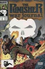 Punisher: War Journal (1988-1995) #4 Variant B: Direct Edition