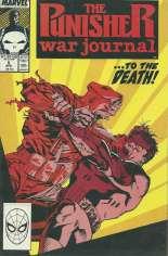 Punisher: War Journal (1988-1995) #5 Variant B: Direct Edition