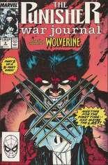 Punisher: War Journal (1988-1995) #6 Variant B: Direct Edition
