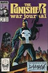 Punisher: War Journal (1988-1995) #8 Variant B: Direct Edition