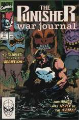 Punisher: War Journal (1988-1995) #17
