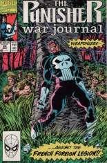 Punisher: War Journal (1988-1995) #20 Variant B: Direct Edition
