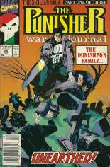 Punisher: War Journal (1988-1995) #25 Variant A: Newsstand Edition