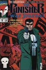 Punisher: War Journal (1988-1995) #27 Variant B: Direct Edition